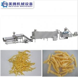 China best selling automatic stainless steel cheetos/kurkure  Snacks Machine/production line supplier