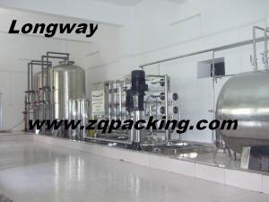 China Drinking Water Treatment System / Equipment For Bottled water on sale