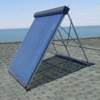 China Heat Pipe Solar Collector, HPSC 58-1800-18 tubes on sale