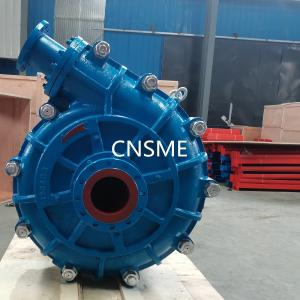 China 150ZGB China Abrasive Slurry Pump High Chrome Material for Thermal Power Plants and Tailings on sale