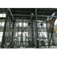 China 12T/H SS304 Bulk Bag Discharger With Electric Hoist Lifting System on sale