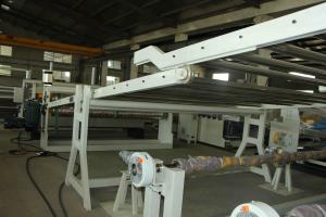 China Stationery PP PS Sheet Extrusion Line Plastic Sheet Extruder Machine on sale