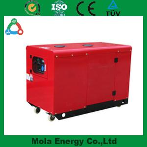 China 10KW New Design Hot Sale Biogas Silent biogas generator  For Home on sale