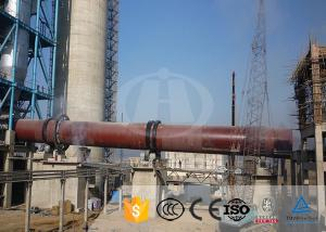 China Dry Process Metallurgical Lime Rotary Kiln YZ2555 Industrial Dry And Wet Type on sale