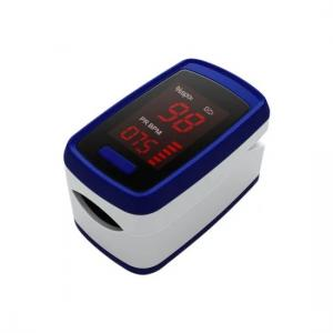 China LED Display Finger Pulse Oximeter Monitor ABS Material With Ce FDA Certification on sale