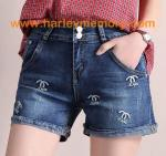 2018 fashion woman jeans short pants