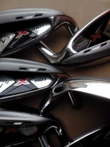 China New Arrival Callaway X hot iron set golf clubs sale golf iron on sale