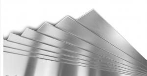 China 100mm NO 1 ASTM A312 316L Stainless Steel Sheet on sale