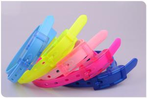 China Promotion Silicone Belt Colorful Silicone Rubber Belt on sale