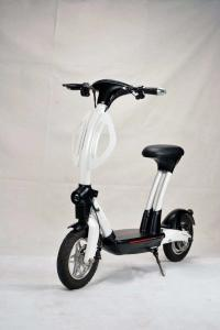 China Light Weight Electric Two Wheel Scooter Mobility 250W Personal Transportation Vehicle on sale