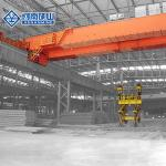 LDY Double Girder A8 500T 100KN Overhead Travelling Crane Girder Type Two Box