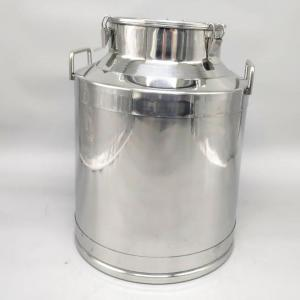 China 40L Stainless Milk Pail polyurethane Spray Foam Insulation Barrels on sale