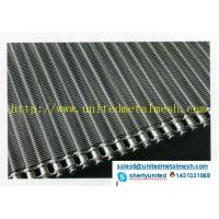 China Best price best quality stainless steel wire spiral conveyor belt for freezing food industry on sale