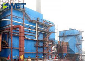 China 4t / H Automatic Control Waste Heat Boiler Flue Type For Hazardous Waste Incineration on sale