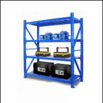 4 Layer Light Duty Racking System , AS4084 Reusable Metal Display Rack