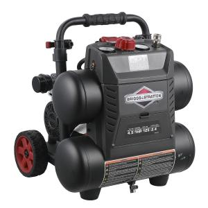 China Industrial Briggs And Stratton Air Compressor 4.5 Gallon 17 L Energy Saving on sale