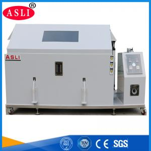 China Meet JIS D 0201 Coating Salt Corrosion Test Chamber / Brine Spraying Test Equipment on sale