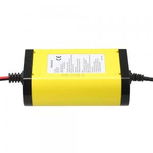 China Universal EV 12V2A Portable Car Battery Charger on sale