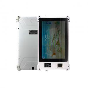 China HF-FP08 Touch Screen Rugged Waterproof Handheld Tablet PC with Fingerprint Reader on sale