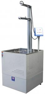 China JIS Standard Plastic Testing Equipment Impact Fastness Test 600 - 1400 mm Height on sale