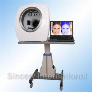 China Facial Skin Scanner and Analyzer on sale