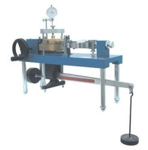 China Manual Direct shear apparatus, Soil testing Instruments on sale