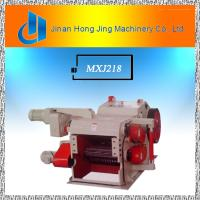 China New Condition MXJ218 6-10t/h Drum Wood Chipper for Sale on sale