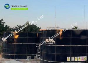 China 200 000 gallon Bolted Steel Fire Water Tank for Fire water storage on sale