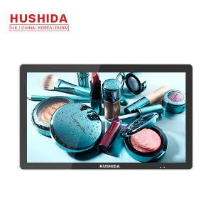 China 32 inch 10 Point Capacitive Touch Screen All in One LCD Display Monitor Commercial Full HD lCD Display Monitor on sale