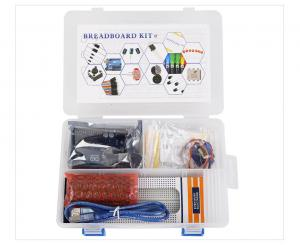 China Raspberry Experiment Component Kit , Solderless Breadboard Jumper Wire Kit on sale