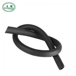 China Seamless High Density Foam Rubber Tube Buckling Resistance on sale