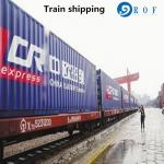 Speedy Transit Time DDP Rail Freight From China To Europe