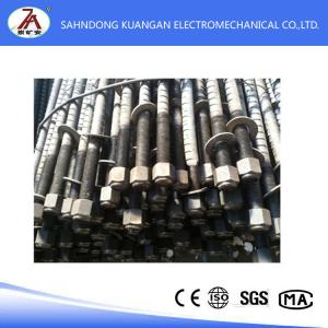 China China Right & left handed thread anchor bolt supplier