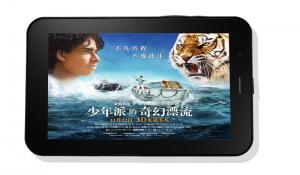China Android 4.1.1 tablets wholesale quad core atm7029 dual camera Front: 30w Back:200w wifi HDMI on sale