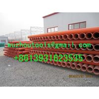 China PVC-U and PVC-C casing pipe  high quality pvc-c pipe on sale