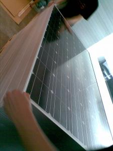 China Good Sell lower price solar panel 72x6 290W Poly crystalline solar module on sale