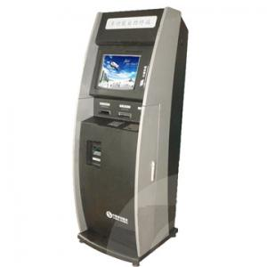 China Multi function Foreign currency exchange, Bill payment Self service Retail Mall Kiosk on sale