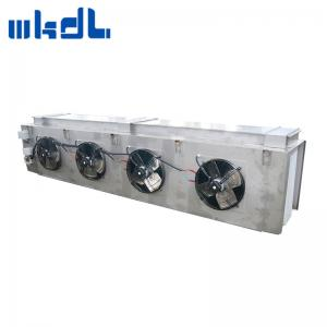 China all stainless steel water defrost evaporator for potato cold storage on sale