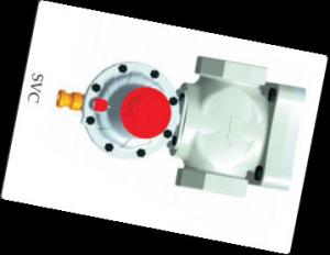 China Vibration Resistance Shut Off Gate Valve Industrial Emergency Gas Shut Off Valve on sale