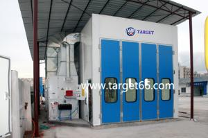 China Used truck spray booth ,spray baking oven TG-12-45 on sale
