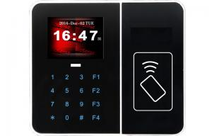 China ROHS IP65 Biometric Access Control System With Touch Keypad on sale