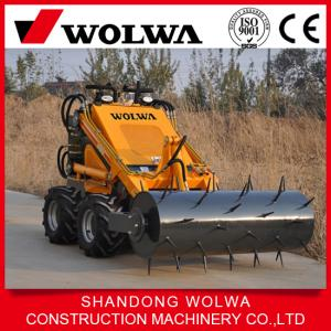 China Chinese skid steer loader for sale loading weight 200kg GN380 on sale