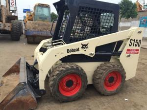 China Used Skid Steer loader Bobcat S150 for sale on sale
