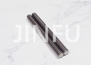 China Threaded Rod Titanium Fixings DIN976  Alloy Stud Bolt Metric Or Inch on sale