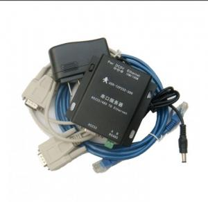China SERIAL DEVICE SERVER - RS232 RS485 TO ETHERNET TCP IP CONVERTER on sale