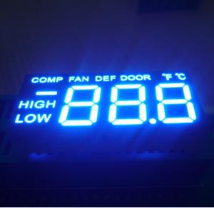 China 0.5  Triple Digit Seven Segment Led Display Low Power Consumption For Refrigerator Control on sale