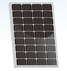 China 125W 3BB 156*104mm Monocrystalline Solar Cell on sale