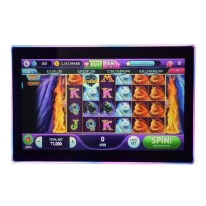 China Android8.0 1280x800 Casino Capacitive Touch Screen 10.1 Inch on sale