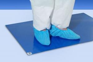 China OEM Available Disposable Waterproof Shoe Covers Smooth / Anti - Skid Surface on sale