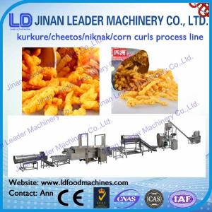 China kurkure manufacturing machine commercial food processing equipment on sale